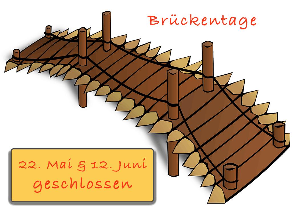 Fa. Dähs Rollladenbau - Brückentage